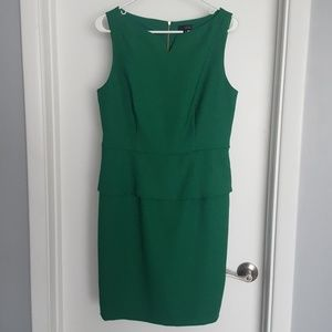 The Limited peplum Dress